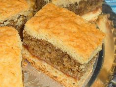 Nagyi titkai a házias ízekről receptekkel: Diós sütemény