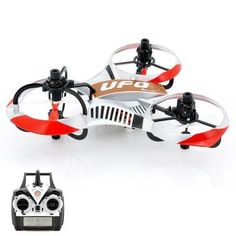 """RC Mini UFO Tricopter """"Invader"""" - 6-Axis Gyro, 2.4GHz Frequency, 4 Channels http://michaelnoonan.ignitewb.com/rc-mini-ufo-tricopter-inv"""