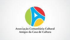Marca da Associação Comunitária Cultural Amigos da Casa de Cultura - Florânia-RN