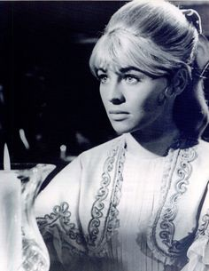 Julie Christie, en Doctor Zhivago