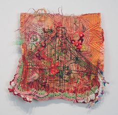Future Heirlooms- Rebecca Ringquist-Gestural Embroidery - Mr X Stitch