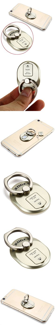 Finger Ring Mobile Phone Smartphone Stand Holder For iPhone 7/7Plus/6/6 Plus,for Samsung Galaxy S7 Edge,for HTC Xiaomi