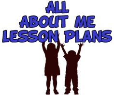 All about me preschool theme and lesson plan ideas for an about me lesson plan teaching kids about their bodies, families and more.