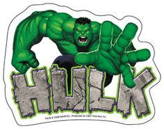 The Hulk Reaching Sticker features an image of the Hulk reaching for you over his very own logo! Stay away, Hulk, or I won't give you back your Frisbee! Hulk Birthday Cakes, Hulk Birthday Parties, Leo Birthday, Dinosaur Birthday, Laptop Decal Stickers, Logo Sticker, Hulk Party, Superhero Party, Hulk Marvel