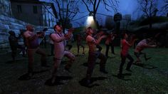 L4D2 Thriller. I think this picture is so funny