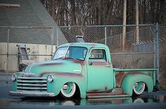 Absolutely loving this Chevy 54 Chevy Truck, Chevy 3100, Chevy Pickup Trucks, Chevy Pickups, Gmc Trucks, Custom Trucks, Custom Cars, Cool Trucks, Cool Cars