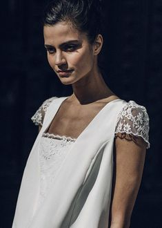 Laure de Sagazan Wedding Dress Collection | Laurent Nivalle | Bridal Musings Wedding Blog 18