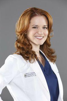 Sarah Drew as April Kepner