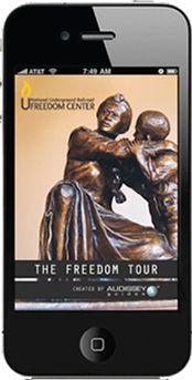 Cincinnati, Ohio - National Underground Railroad Freedom Center
