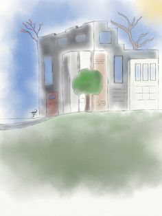 iPainting City Home