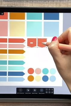 Learn How to Design a Digital Planner - In the class, you'll learn how to design a digital planner using vector shapes in Affinity Designe - To Do Planner, Budget Planner, Planner Pages, Happy Planner, 2015 Planner, Blog Planner, School Planner, Study Planner, Project Planner