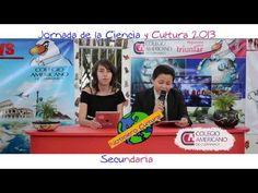 Jornadas de la ciencia y la cultura 2013.