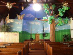 Pin by Tammy Akins on Youth Ideas | Backyard bible camp ...