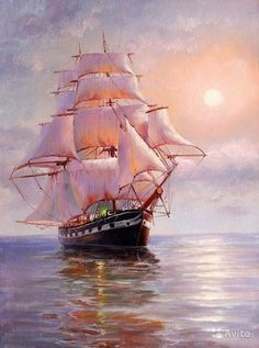 #ship #painting
