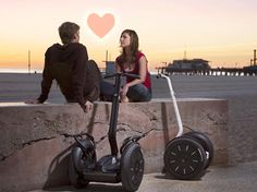 Make this an unforgettable Valentine's Day with a Segway PT tour experience