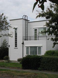 371 best art deco uk homes images on pinterest east sussex modern