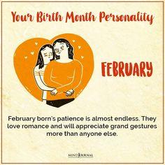 Birth Month Personality, Patience, Appreciation, Romance, Love, Movie Posters, Romance Film, Amor, Romances
