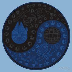 Star Wars, Yin & Yang
