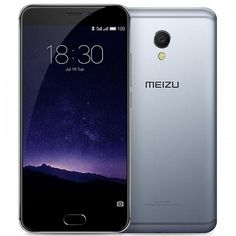 "Smartphone Meizu MX6 5,5"" Deca Core 3.0 GHz 32 GB 3 GB RAM 4G 3060 mAh Grey"