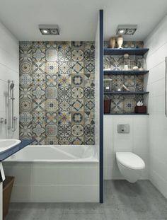 Ванная комната: Ванные комнаты в . Автор – Pure Design