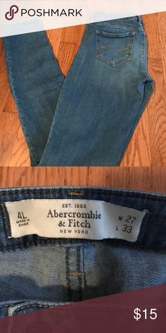 Abercrombie Skinny Jeans In good condition Abercrombie jeans. Abercrombie & Fitch Jeans Skinny