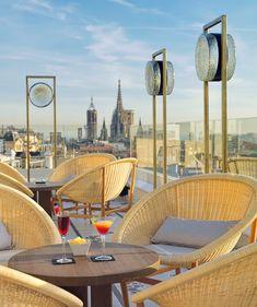 KETTAL | News | KETTAL FURNISHES HOTEL H10 CUBIK  IN BARCELONA