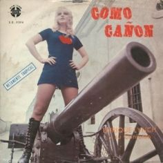 Enrique Lynch y Su Conjunto / Como canon  ガールジャケはあんまりヒットないですが  Enrique Lynchは別!  ペルーの作曲家/バンドリーダーEnrique Lynchが  1971年に残したラテン~サルサの好盤!  映画『M*A*S*H』のテーマ曲「Tema de Mash」の  キャッチ-なラテンジャズが最後にはいってます。