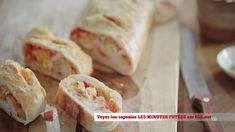 Recherche Stromboli, Sandwiches, Brunch, Ethnic Recipes, Parents, Food, Pizza, Cooker Recipes, Meal