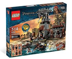 Lego Disney Pirates of the Caribbean Whitecap Bay 4194 -- You can get additional details at the image link.