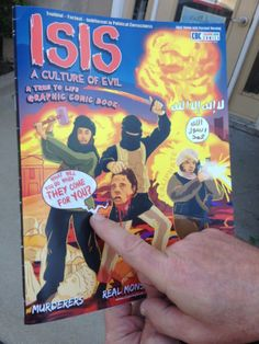 Amazon Removes Anti-Isis Coloring Book