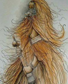 Orisha, African Mythology, Yoruba Religion, Tumblr Wallpaper, Buddhism, Wicca, Illustration Art, Sketches, Artist