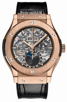 Discover a large selection of Hublot Classic Fusion Aerofusion watches on - the worldwide marketplace for luxury watches. Compare all Hublot Classic Fusion Aerofusion watches ✓ Buy safely & securely ✓ Hublot Watches, Big Watches, Luxury Watches, Cool Watches, Watches For Men, Casual Watches, Cartier, Richard Mille, Amazing Watches