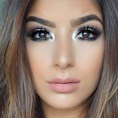 ☠ ♛ Gianna Fiorenze looking beyond beautiful in Crown Moiety Woodwinked False Eyelashes   100% Cruelty Free Eyelashes   Subscribe to her youtube channel ☞ Gianna Fiorenze   Find this lash and others at ♛www.crownmoiety.com ♛
