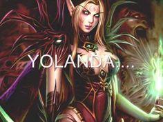 YOLANDA ..Una cumbia viejita. - YouTube