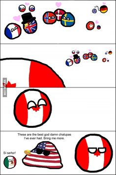 My Favourite Country Ball Comic!