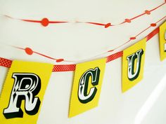 Day at the Circus Kids Birthday Party : Page 03 : Decorating : Home & Garden Television