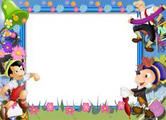 Free Disney Borders | Clipart Baby PNG Photo Frame | All Frame File
