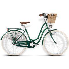 bicicleta kross classico iii verde 1