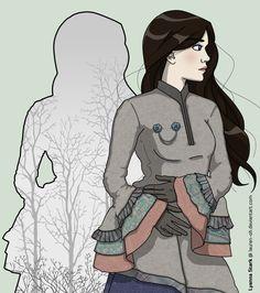 Lyanna Stark by ~Lauren-Oh on deviantART