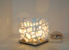 3D Printing | Trabecular Bone Lamp #3dPrintedLightning