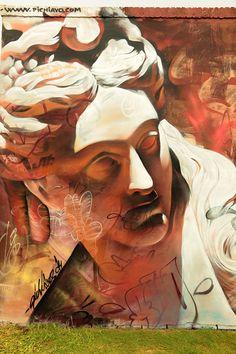 GraffitArt Lliria | PichiAvo – Art, design, graffiti