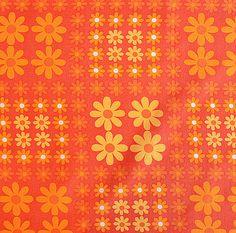 Danish mod fabric by Patternlike on Etsy, kr80.00