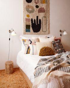 Romantic Bedroom Decor, Bohemian Bedroom Decor, Boho Room, Bedroom Vintage, Home Decor Bedroom, Diy Home Decor, Bedroom Ideas, Bedroom Designs, Bedroom Inspo