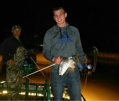 Florida bowfishing