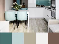 Warm Gray Paint, Warm Grey, Kitchen, Table, Furniture, Home Decor, Cooking, Decoration Home, Room Decor