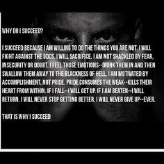 I succeed because I am willing to do the things you are not... #success #entrepreneur #hustle tiimber.com