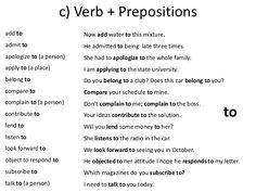 Forum | Learn English | Common Collocations (Verb + Preposition) – Part II | Fluent Land