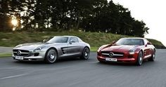 pretty silver and red 2012 sls amg mercedes coupe Mercedes Benz Amg, New Mercedes, Pagani Zonda, Ford Mustang, Driving Academy, Amg Car, Car Posters, Maybach, Fast Cars