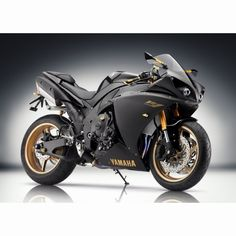 Yamaha R1 2012.  I think I just died a little :)))