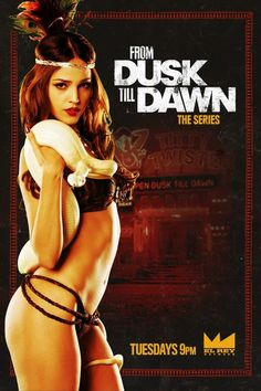 From Dusk Till Dawn: The Series | Santanico | Series airs on Tuesdays, El Rey Network